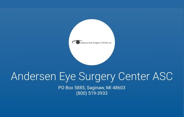 Andersen Eye Surgery Center Portal